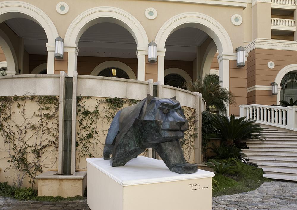 Sculpture Grand Tigre